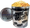 *3 1/4 Gallon MAKE A WISH Movie Night Can