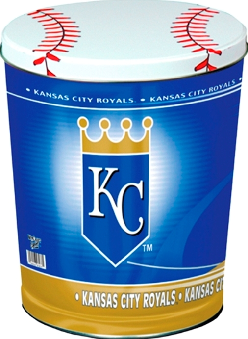 *3 1/4 Gallon Kansas City Royals