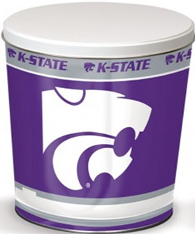 *3 1/4 Gallon Kansas State University KSU