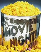 Movie Night Can 3 1/4 Gallon