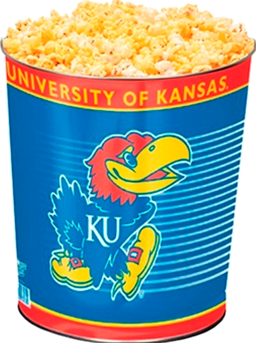 *3 1/4 Gallon University of Kansas